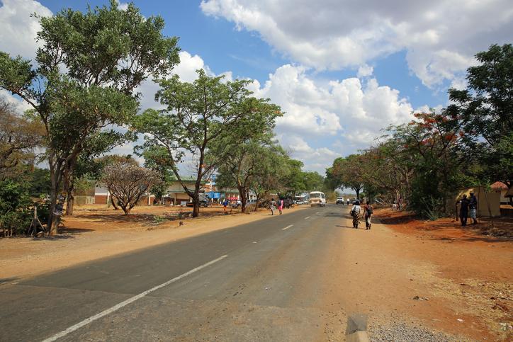 Victoria Falls Town